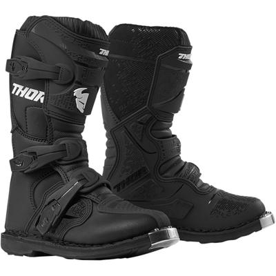 Dětské boty Thor Blitz XP - Černá/Bílá