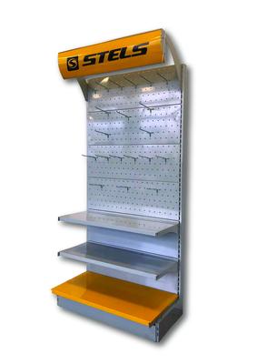 Originální regál Stels 2100x1000x560