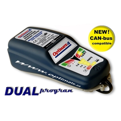 Automatická nabíječka OptiMATE 4 Dual Program