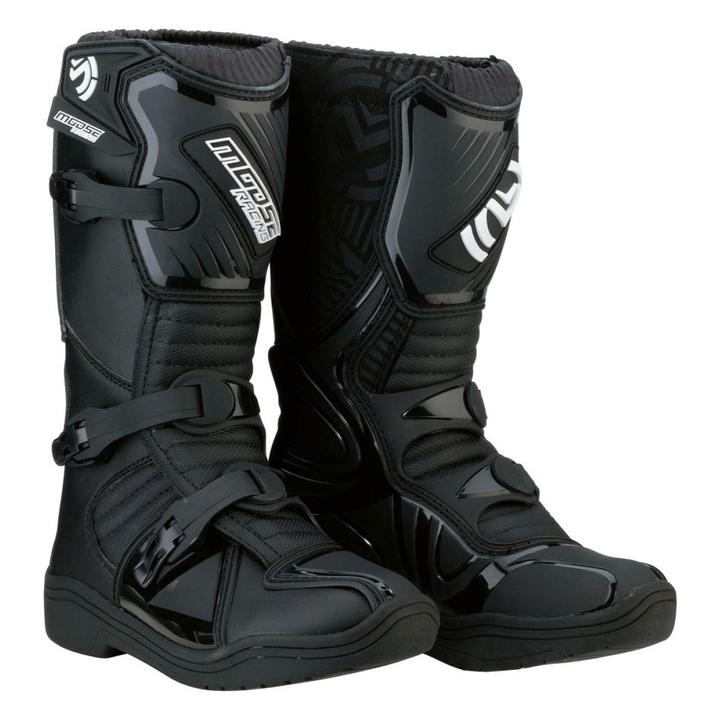 Kvalitní dětské boty na čtyřkolku a motokros. Moose racing USA. S18Y M1  Black fd46779f68
